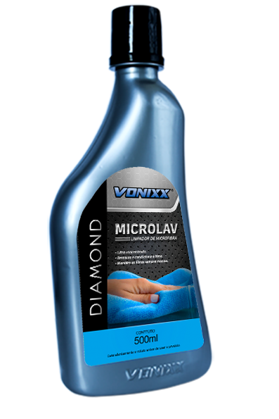 Vonixx Limpador de Micro Fibras Microlav 500ML