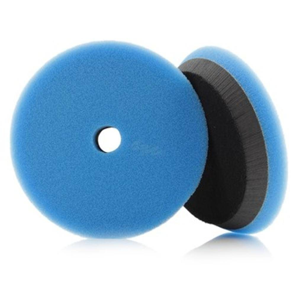 Lincoln Boina SV Espuma Azul Refino e Lustro Para Politriz Rotatita e Roto Orbita 5,5