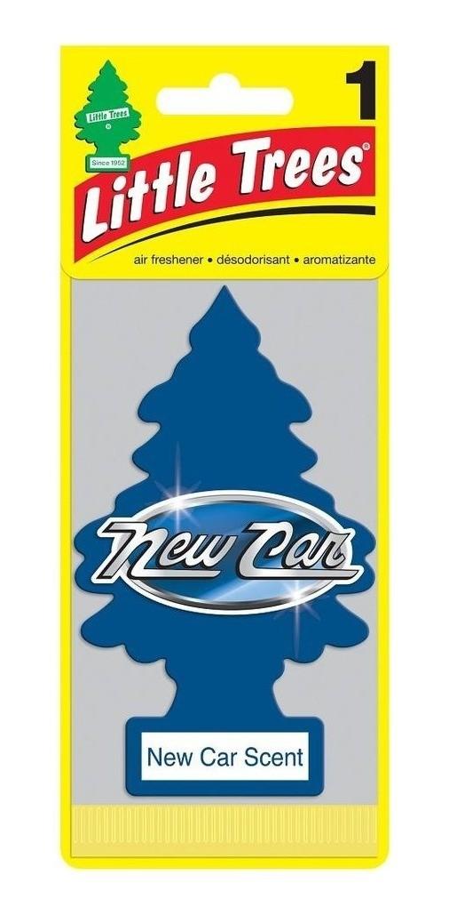 Little Trees New Car Scent Aromatizantes Pinheirinho (Un)
