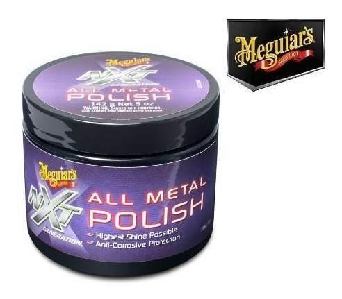 Meguiars NXT Polidor de Metais (142g)