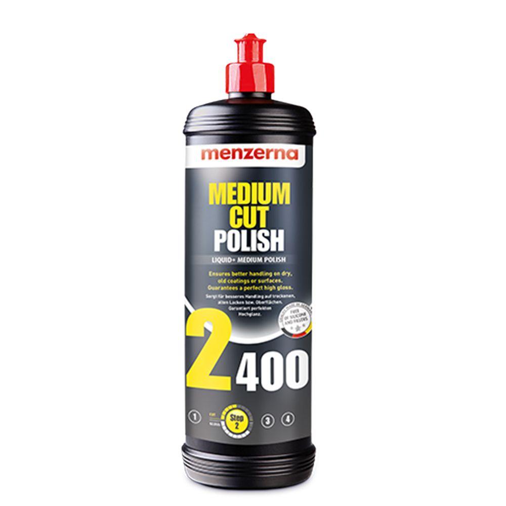 Menzerna Polidor Medium Cut 2400 Refino 2400 1lt