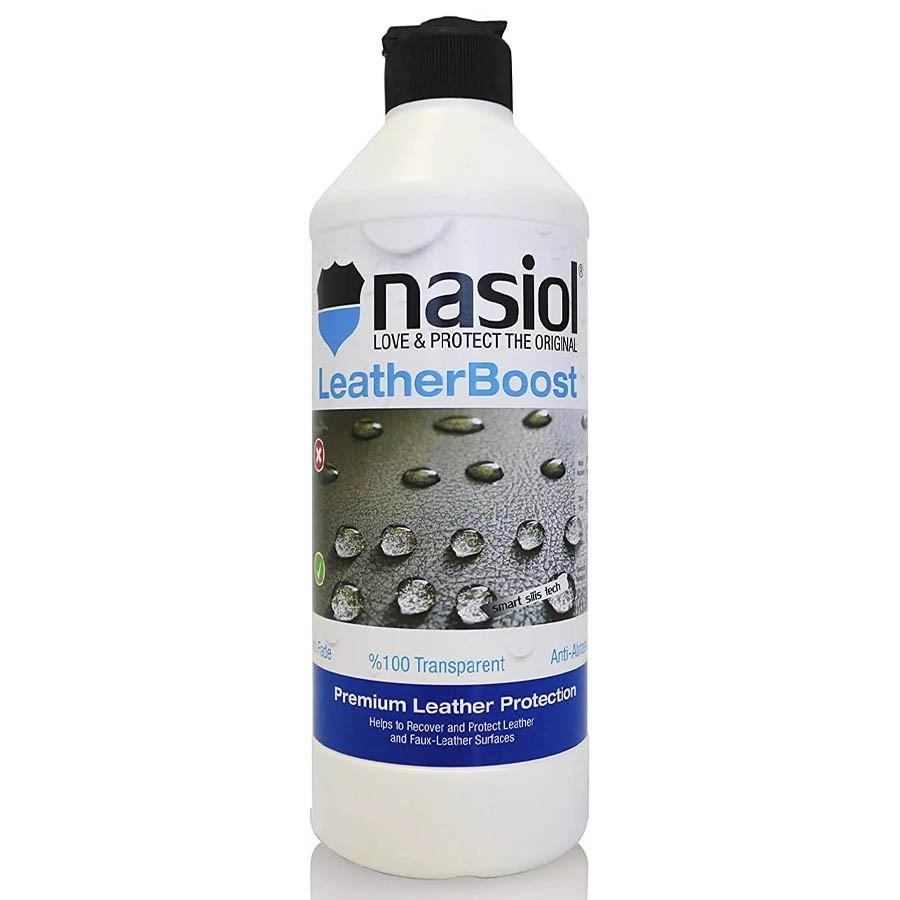 Nasiol Impermeabilizante Para Couro Leather Boost Nano Proteção UV 150Ml