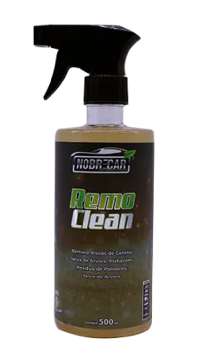 Nobre Car Remo Clean 500mL - Removedor de Marcas