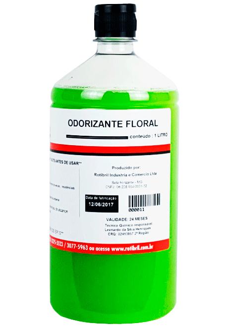 Rotibril Odorizante Floral 1lt