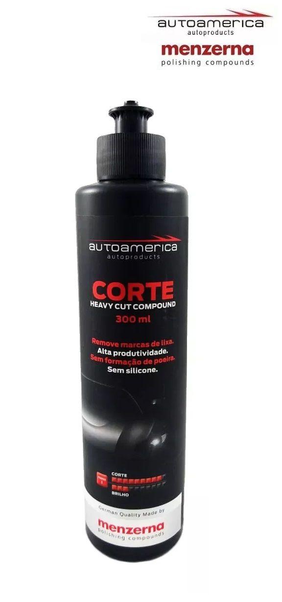Autoamenrica Menzerna Polidor de Corte 1000 - 300ml