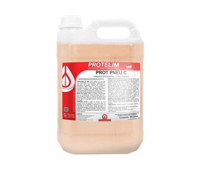 Protelin Prot Pneu C - Pretinho de Pneu 5lts