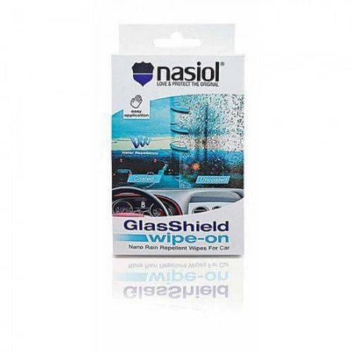 Nasiol Repelente Para Vidros Glassshield Wipe-on Lenço - 02 anos (30ml)
