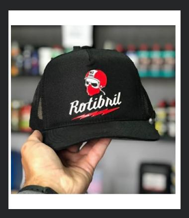 Rotibril Cap Fuck Covid 19