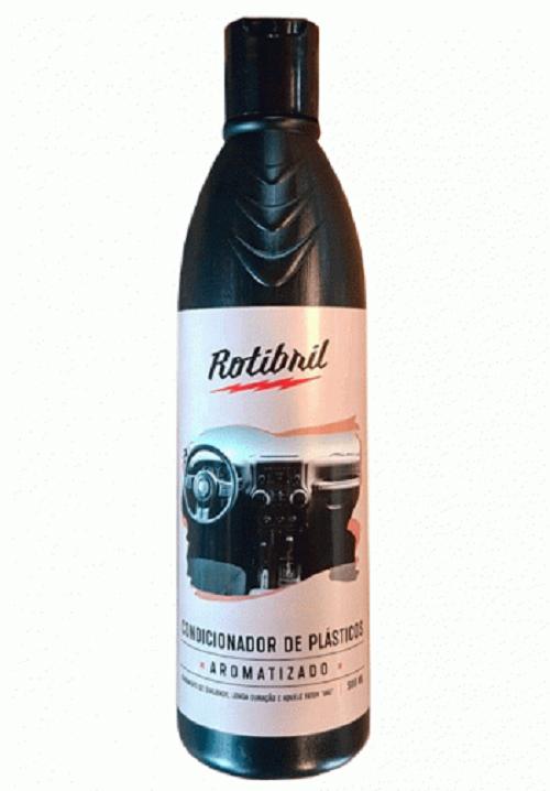 Rotibril Condicionador Interno de Plásticos 500ml
