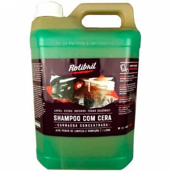 Rotibril Shampoo com Cera 5lts