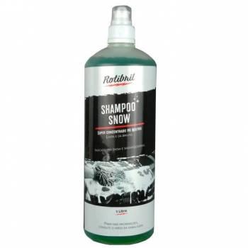 Rotibril Shampoo Snow Foam - Neutro Concentrado 1lt