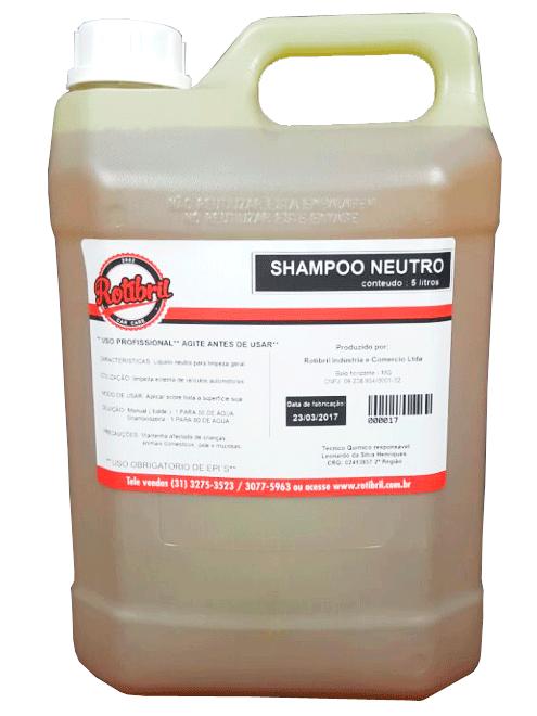 Rotibril Shampoo Neutro Rotibril 5lt