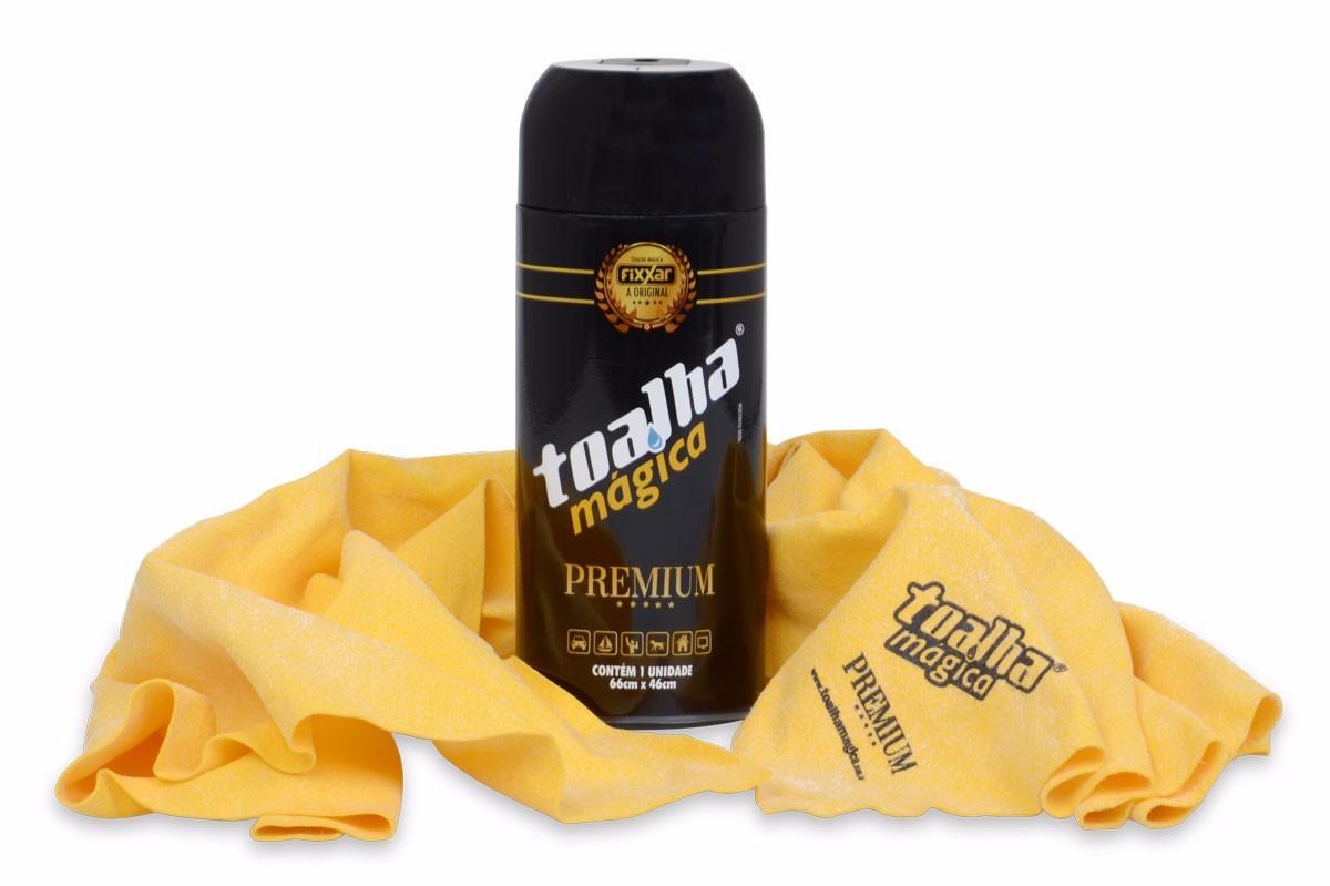 Toalha Magica Premium Fixxar (66cm X 46cm)