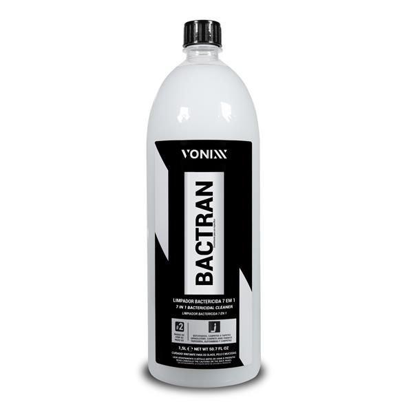Vonixx Bactran Concentrado Limpador Bactericida Estofados e Carpetes 1,5L