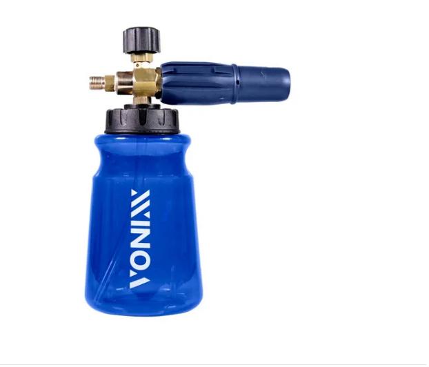 Vonixx Canhão de Espuma Snow Foam Fast 1L Resistente do pH 4 à 10