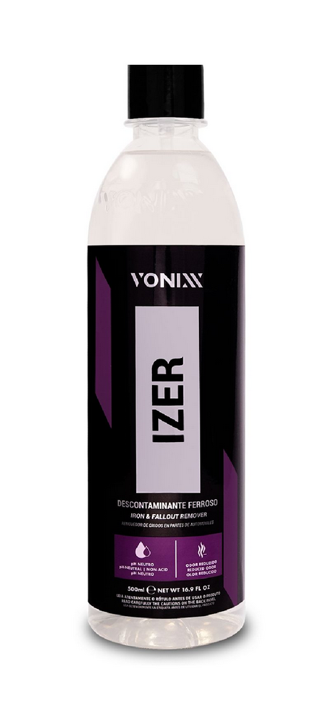 Vonixx Descontaminante Ferroso Izer 500ml (Refil)