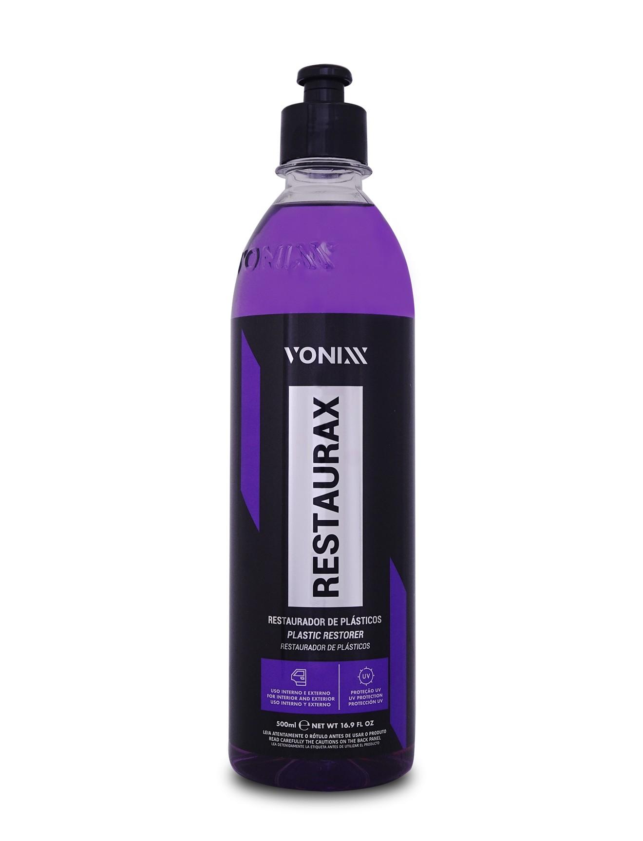 Vonixx Renovador de plásticos Restaurax 500ml