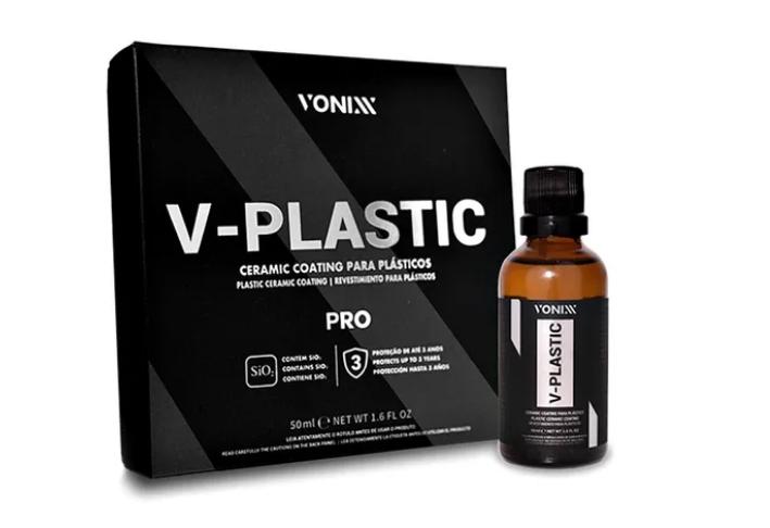 Vonixx Revestimento para Plásticos V Plastic Pro Nova Formula 50ml