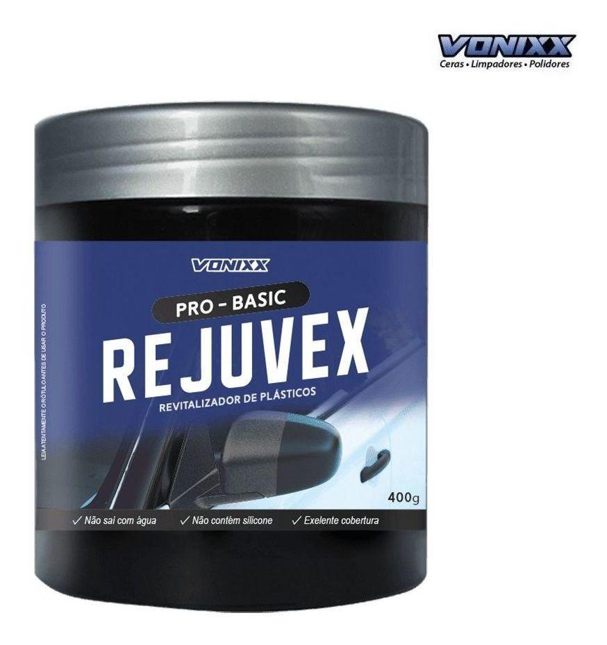 Vonixx Revitalizador de Plásticos Externos Rejuvex 400g