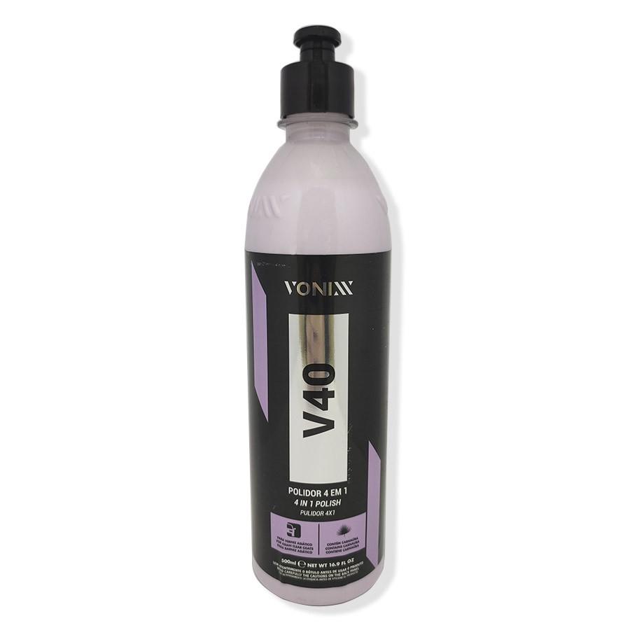 Vonixx V40 Polidor 4 em 1 (500ml)