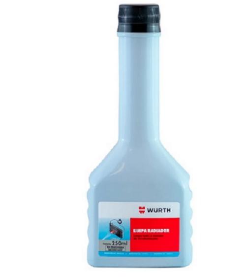 Wurth Limpa Radiador Biodegradável 250ml