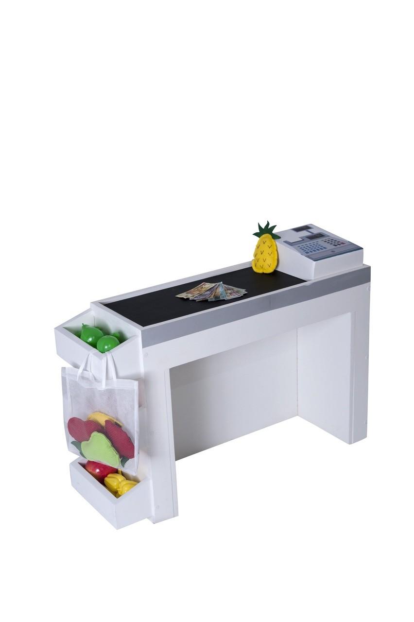 Balcão Mercearia com Caixa Registradora Fashion Toys