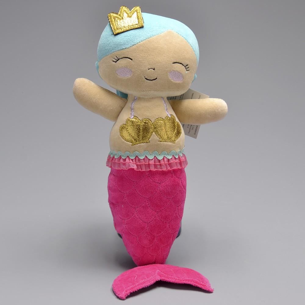 Boneca de Pelúcia Sereia
