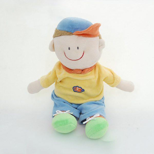 Boneco de Pelúcia Matheus