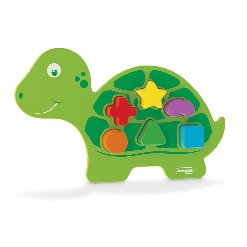 Brinquedo de Encaixe Tartaruga