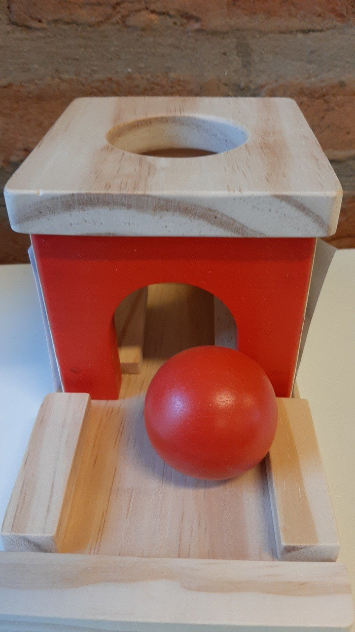 Caixa de Permanência Montessoriana