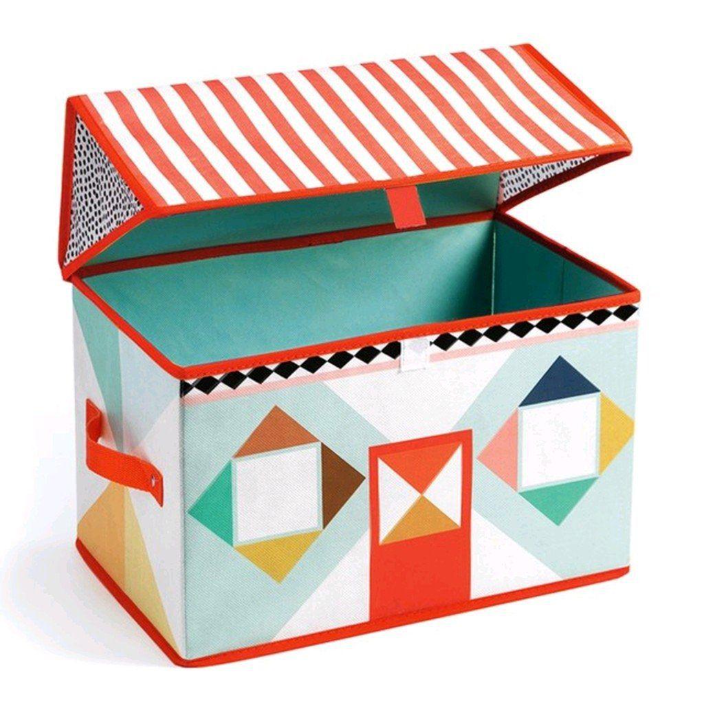 Caixa Organizadora Casinha