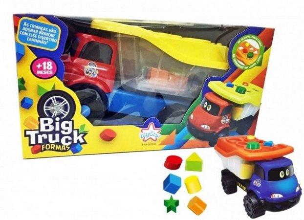 Caminhão Big Truck Formas