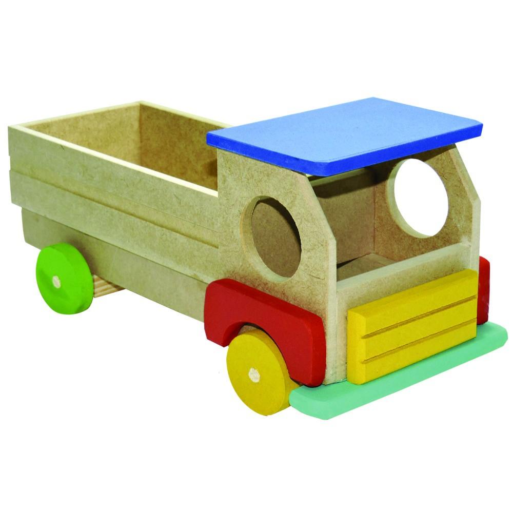 Caminhão de Madeira G