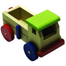 Caminhão de Madeira P