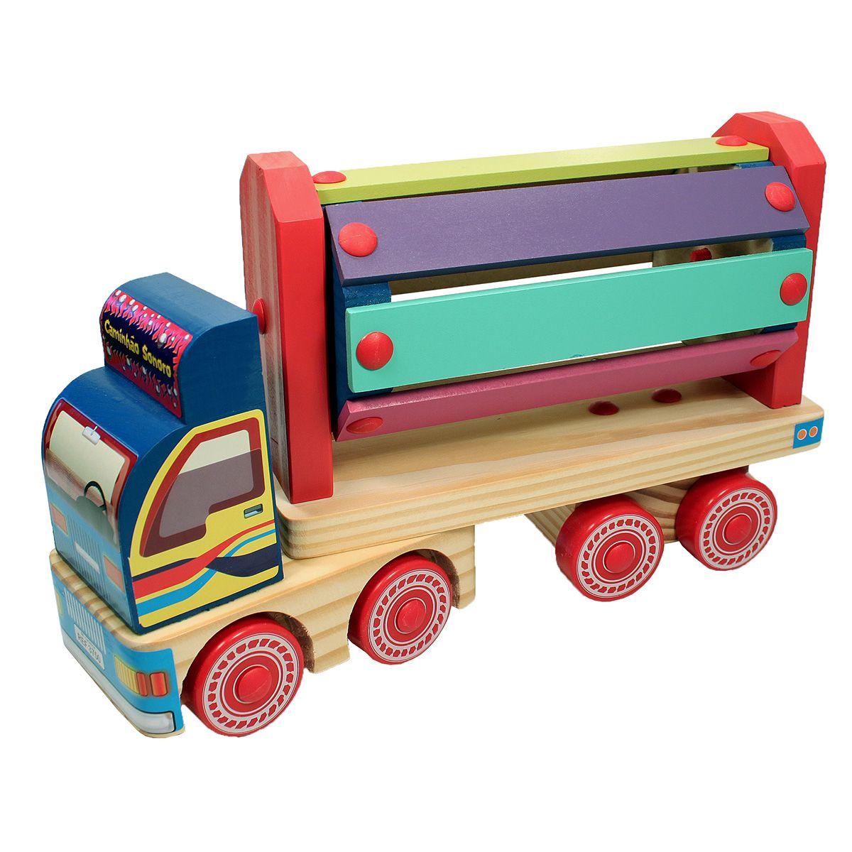 Caminhão Sonoro Carimbrás