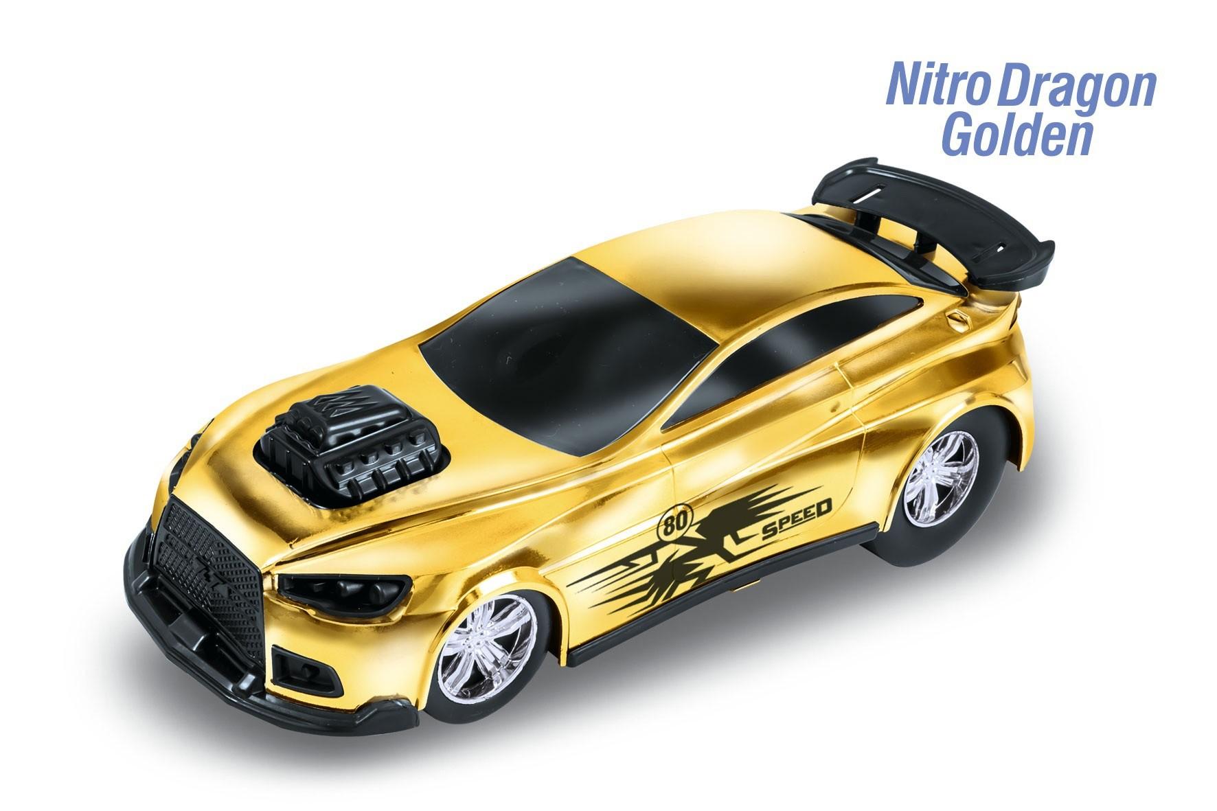 Carrinho Série Especial Golden