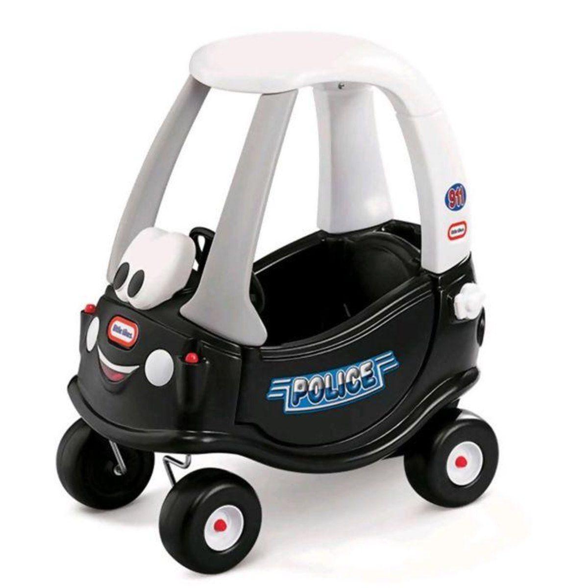 Carro Polícia Little Tikes