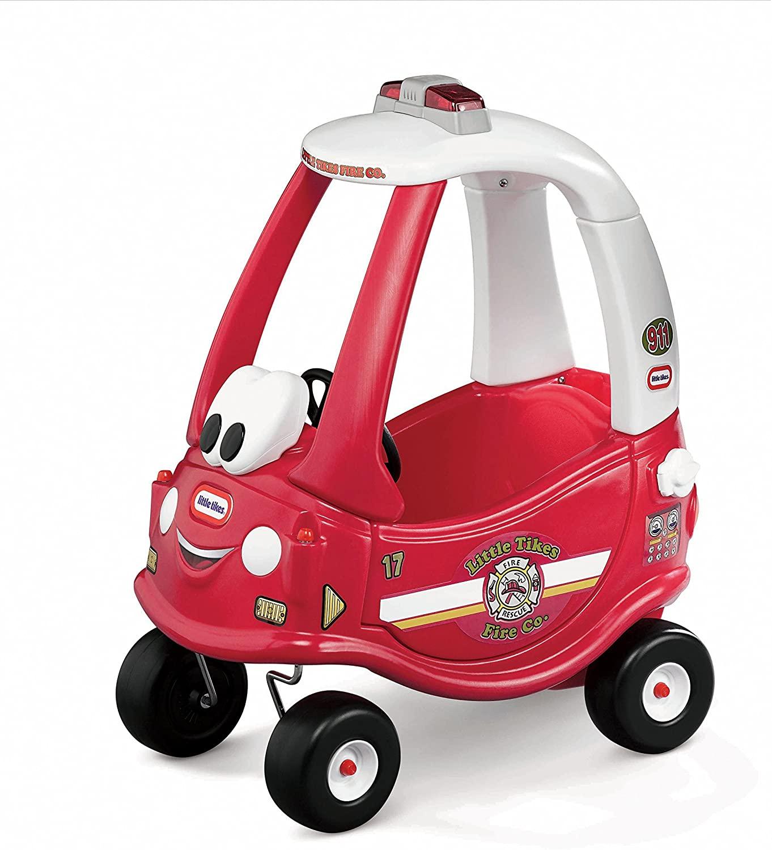 Carro Resgate Little Tikes