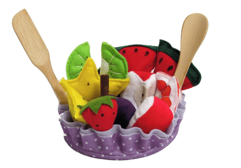 Comidinha de Brinquedo Salada de Frutas