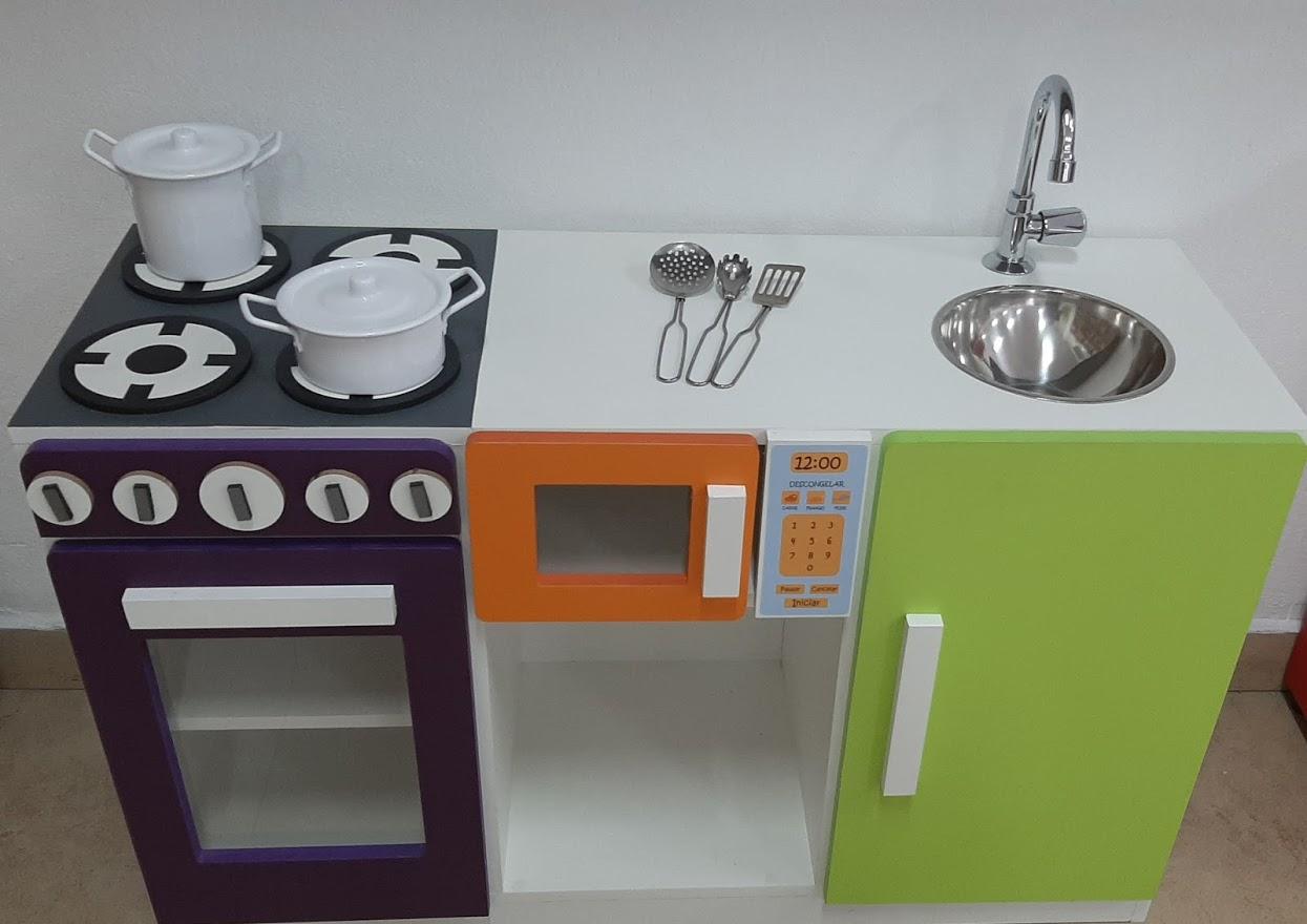 Cozinha Infantil Citrus - Fashion Toys
