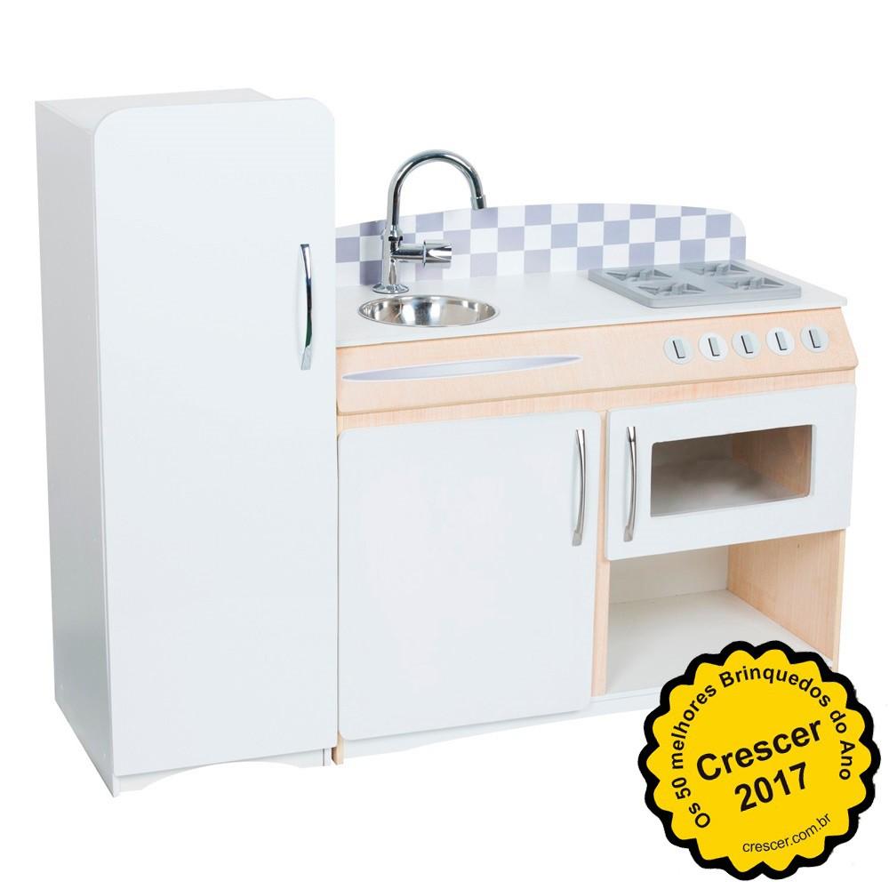 Cozinha Infantil Flórida com Refrigerador