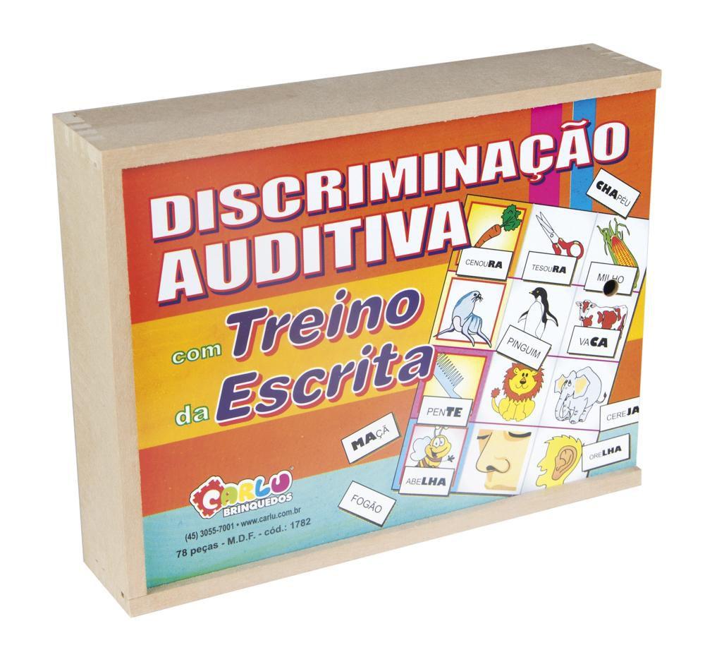 Discriminação Auditiva com Treino da Descrita Carlu