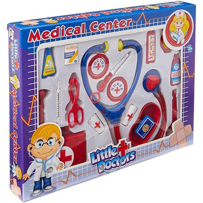 Faz de Conta- Kit Médico Medical Center