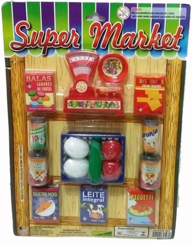 Faz de Conta - Super Market