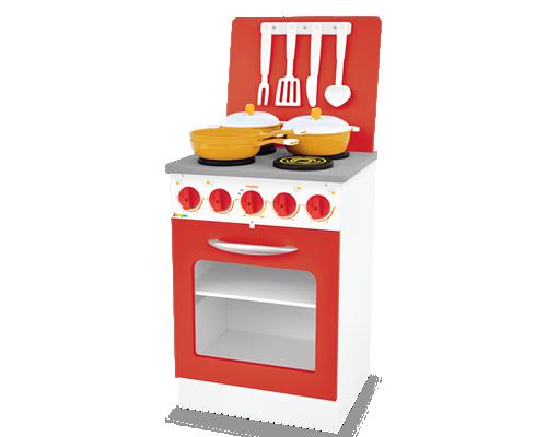 Fogão Super Chef de Madeira