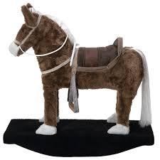 Gangorra Cavalo de Pelúcia