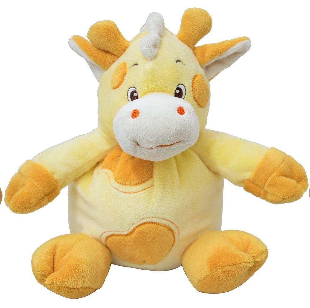 Girafa de Pelúcia com Guizo