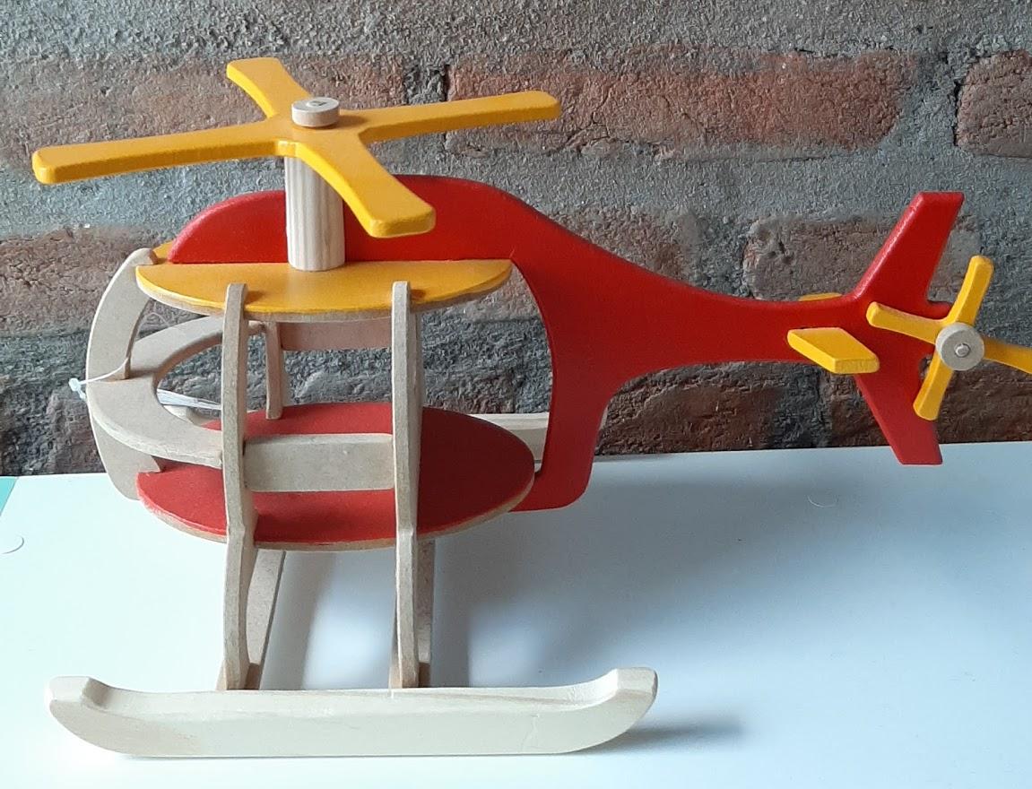 Helicóptero de Madeira