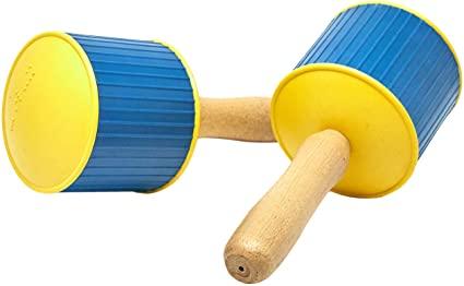 Instrumento Musical Maracas de Plástico