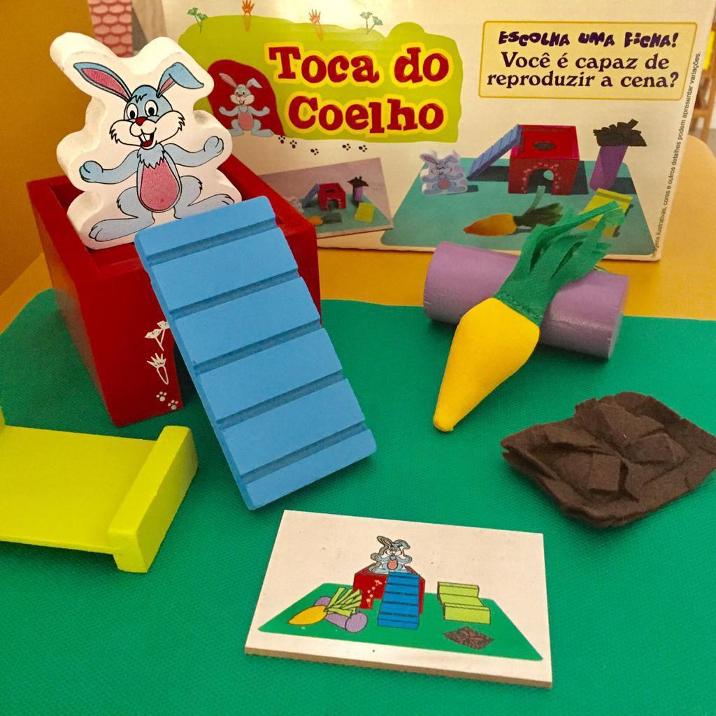 Jogo Toca do Coelho